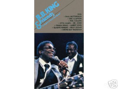 B.B.King & Friends VHS