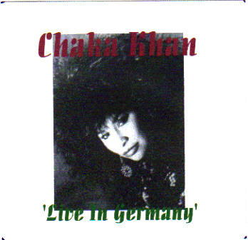 Chaka Live In Germany!