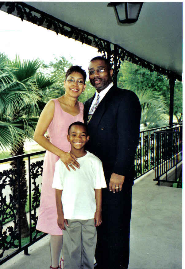 Ed Richard & Family(2003)