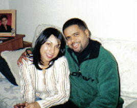 SD with Sister Toi (January 2003)