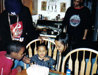 Sister Trina & The Kids (January 2003)